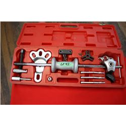 Auto Body Slide Hammer - in a case