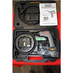 Wireless (Battery) Inspection Camera - in a case