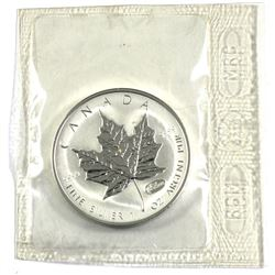 *Scarce* 2000 Expo Hanover 1oz Privy Mark Proof Silver Maple Leafe Still sealed in original Mint Pli