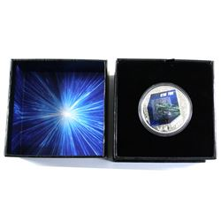 2017 Canada $20 Star Trek - The Borg Fine Silver Coin. (TAX Exempt)