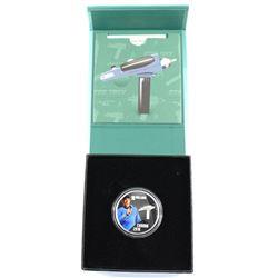 2016 Canada $10 Star Trek - Spock Fine Silver Coin. (TAX Exempt)