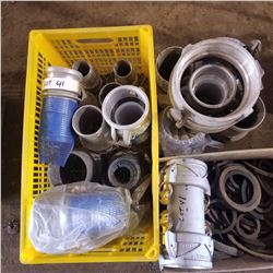 HOSE COUPLINGS AND GASKETS