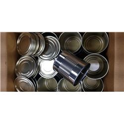 CANNING CANS NEW