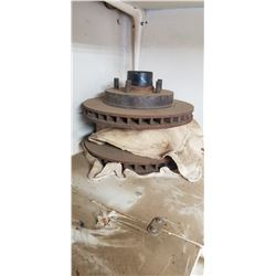 BRAKE DRUM QTY 2, OTHER MISC