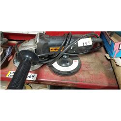WALTER ANGLE GRINDER WITH DISCS