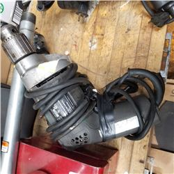 1180 VSR HOLGUN AND MILWAUKEE HAMMER DRILL