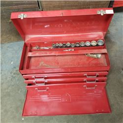 TOOL CHEST WITH CONTENT
