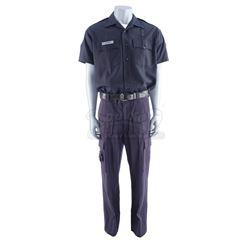 Lot #3 - 21 JUMP STREET (2012) - Jenko's (Channing Tatum) Police Uniform