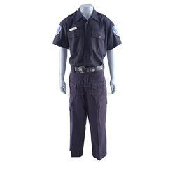 Lot #4 - 21 JUMP STREET (2012) - Schmidt's (Jonah Hill) Police Uniform