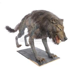 Lot #8 - 300 (2006) - Wolf Stand-In Puppet