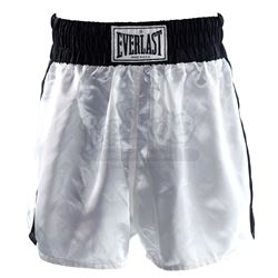 Lot #11 - ALI (2001) - Muhammad Ali's (Will Smith) Boxing Shorts