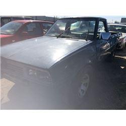 1986 Dodge Ram 50