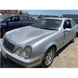 1998 Mercedes-Benz CLK