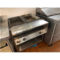 41INCH DOUBLE WELL STEAM TABLE