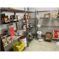 CONTENTS OF SUPPLY ROOM