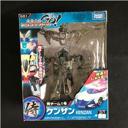 Robot Transformers G! Go1 Kenzan