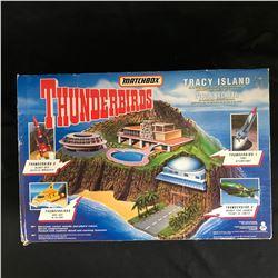 MATCHBOX THUNDERBIRDS TRACY ISLAND ELECTRONIC PLAYSET 1993