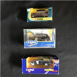 CORGI LONDON TAXI DIE-CAST CAR LOT