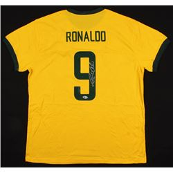 Ronaldo Signed Custom CBD Jersey (Beckett COA)