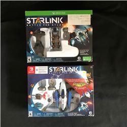 STARLINK Battle for Atlas STARTER PACK LOT