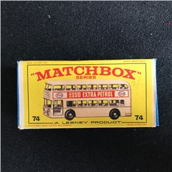 Lesney Matchbox - 74 Daimler Bus