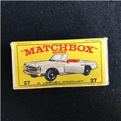 Matchbox 27d Mercedes 230 SL