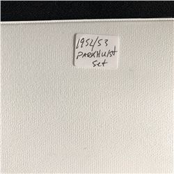 1952-53 PARKHURST HOCKEY CARD SET