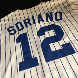 Alfonso Soriano Cubs Jersey
