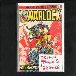 WARLOCK #10 (MARVEL COMICS)
