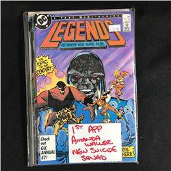 LEGENDS #1 (DC COMICS)