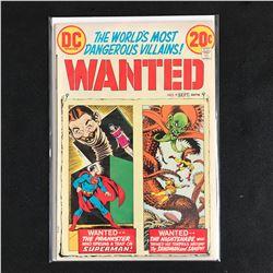 WANTED #9 (DC COMICS)