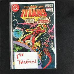 THE NEW TEEN TITANS #6 (DC COMICS)