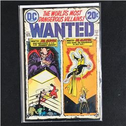 WANTED #7 (DC COMICS)