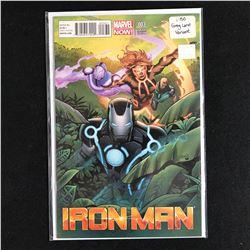 IRON MAN #3 (MARVEL COMICS) Variant Edition