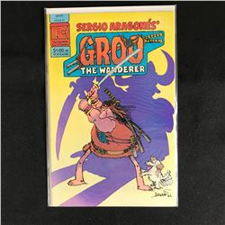GROO THE WANDERER #1 (MARVEL COMICS)