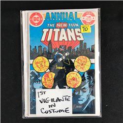 THE NEW TEEN TITANS #2 (DC COMICS)