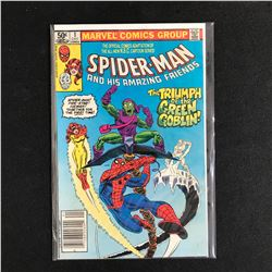 SPIDER-MAN and his Amazing Friends #1 (MARVEL COMICS)