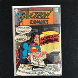 ACTION COMICS #380 (DC COMICS)