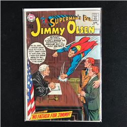 SUPERMAN'S PAL JIMMY OLSEN #128 (DC COMICS)