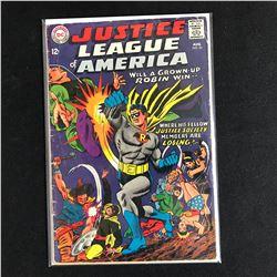 JUSTICE LEAGUE of AMERICA #55 (DC COMICS)