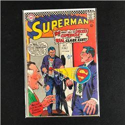 SUPERMAN #198 (DC COMICS)