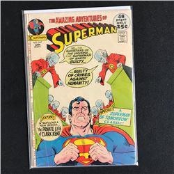 The AMAZING ADVENTURES of SUPERMAN #247 (DC COMICS)