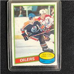 1980-81 O Pee Chee #250 Wayne Gretzky
