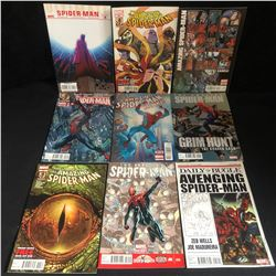 MIXED SPIDER-MAN GRAPHIC NOVEL LOT