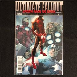 ULTIMATE FALLOUT SPIDER-MAN NO MORE ISSUE 4 (MARVEL)