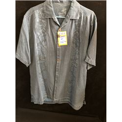 ORIGINAL FIT TOMMY BAHAMA SILK SHIRT (MEDIUM)