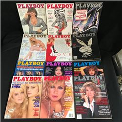 PLAYBOY MAGAZINE LOT