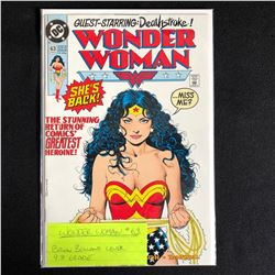 WONDER WOMAN #63 (DC COMICS)