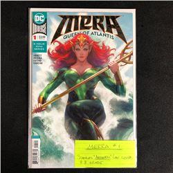 MERRA #1 (DC COMICS)
