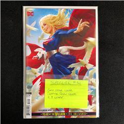 SUPERGIRL #34 (DC COMICS) Variant Cover